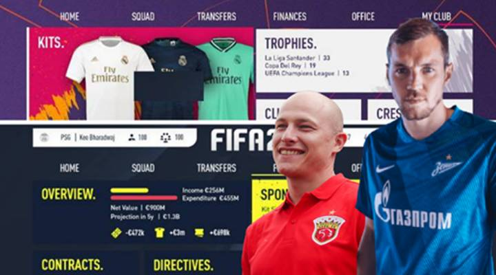 FIFA 21: The 40 Best Free Agents To Sign In Career Mode Have Been Revealed