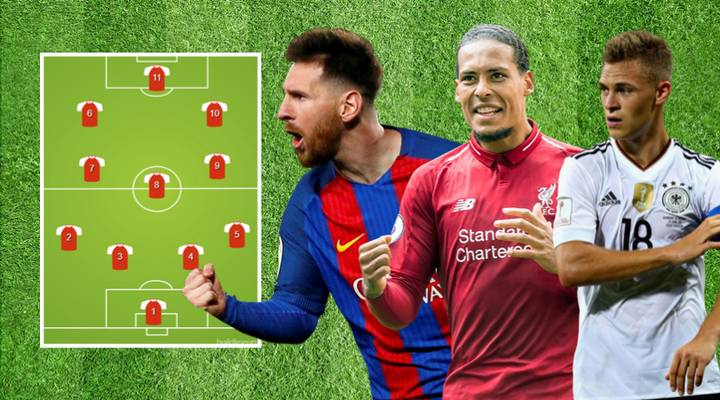 ESPN Has Created The 'Ultimate' World XI In Football Right Now