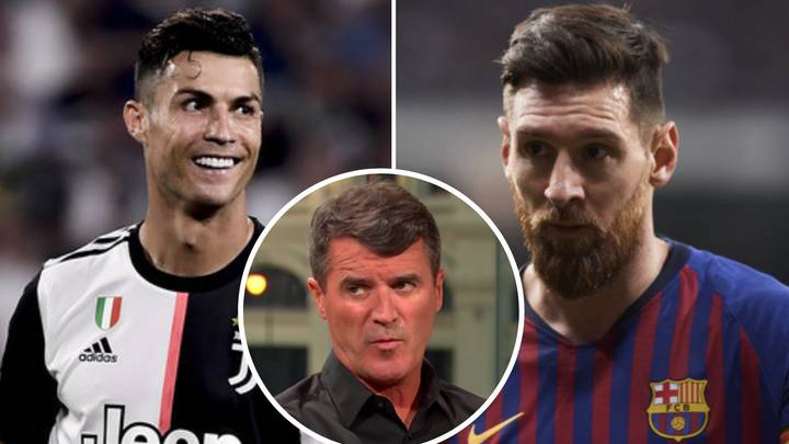 The One And Only Time Roy Keane Gave His Verdict On Cristiano Ronaldo Vs Lionel Messi Debate