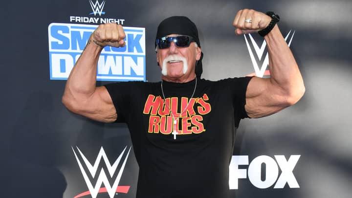 Hulk Hogan Says Coronavirus Is An Act Of God
