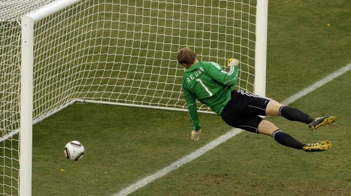 On This Day, Frank Lampard Had His Goal Ruled Out Against Germany In The World Cup