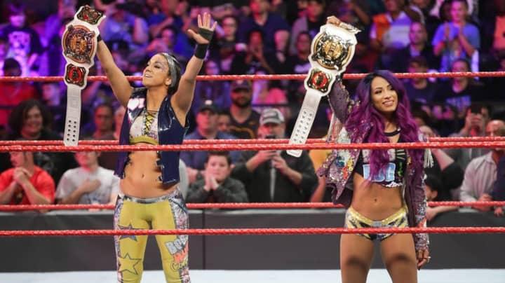 WWE Women's Tag Champion Bayley Calls For Return Of Intergender Wrestling