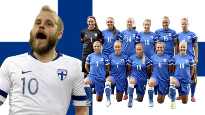 Finnish FA Announces Equal Pay For Male And Female Players