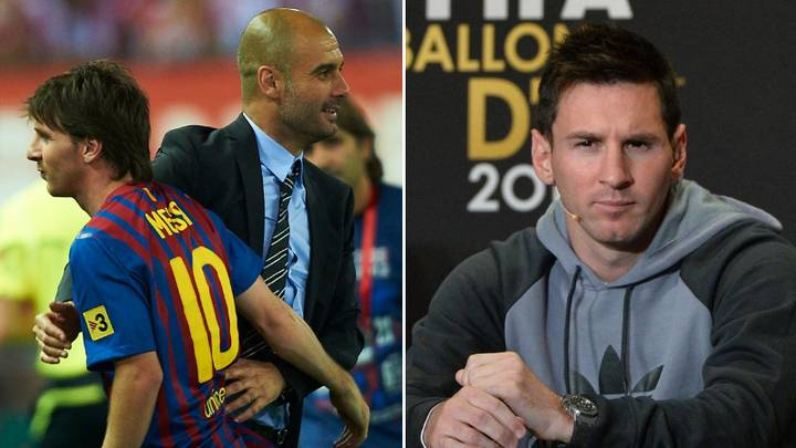 Lionel Messi Has Reportedly Agreed Personal Terms With Manchester City