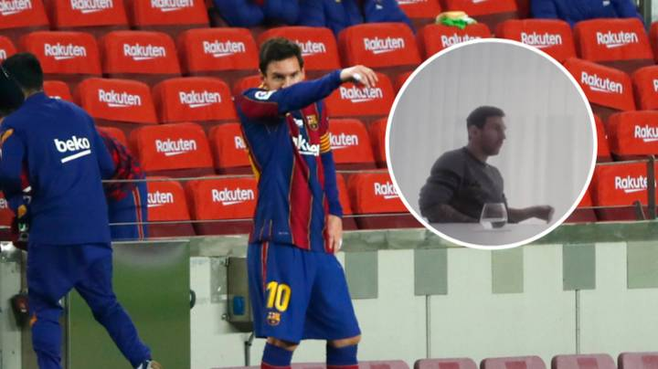 Lionel Messi Gives Huge Update On Barcelona Future In Leaked Snippet From Hour-Long Interview