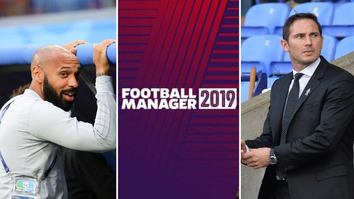 We're All Living In One Big Real Life Football Manager Save