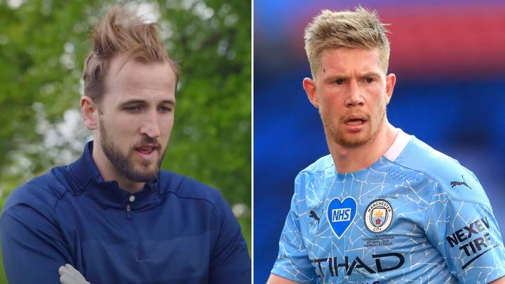 Harry Kane Names Kevin De Bruyne As His 'Dream Teammate' And Spurs Fans Are Devastated