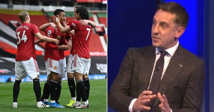 Gary Neville Names The Three Attackers Who Need To Leave Manchester United This Summer