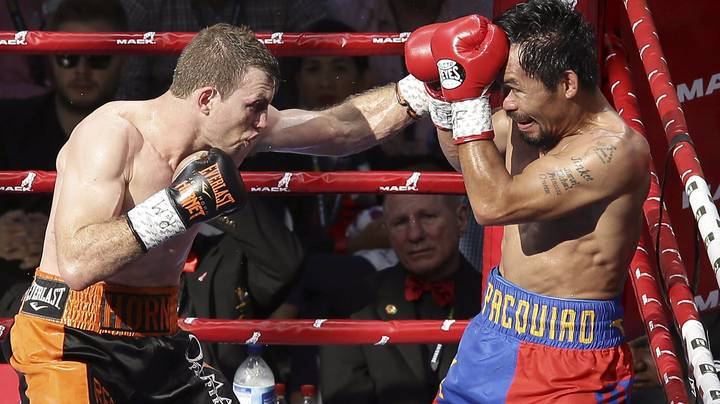 Jeff Horn Beat Manny Pacquiao To Win WBO World Welterweight Title