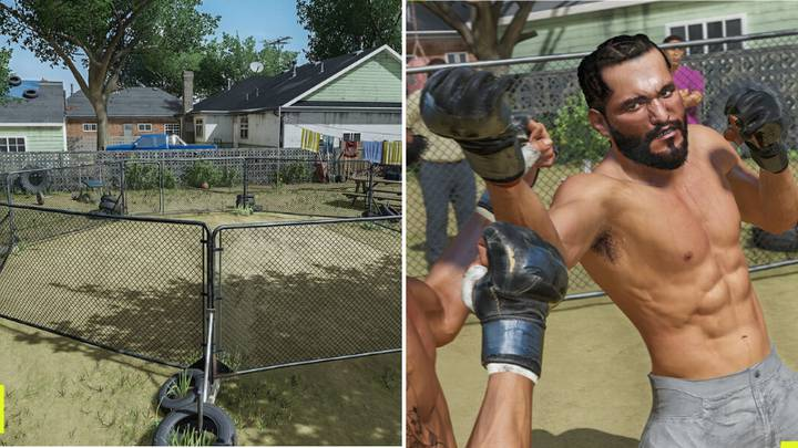 EA Sports UFC 4 Features Kimbo Slice Inspired 'The Backyard' As New Location