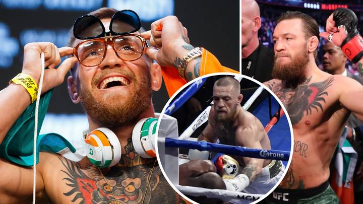 Conor McGregor's UFC And Boxing Career Earnings Revealed After MMA Retirement