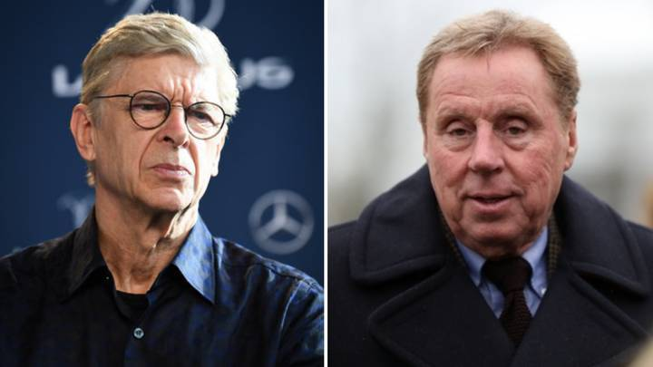 Harry Redknapp Is A 'Better Tactician Than Arsene Wenger,' Says Paul Merson