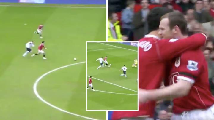 Ronaldo And Rooney Delivered The Most Perfect Counterattack We've Ever Seen