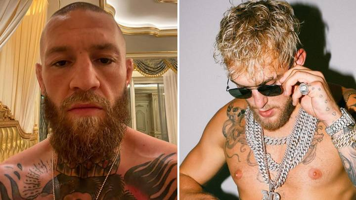 UFC Superstar Conor McGregor Takes Cheeky Swipe At Jake Paul After Calling Out Kamaru Usman
