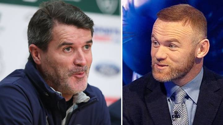 Roy Keane's Take On Row With Wayne Rooney Is Outstanding