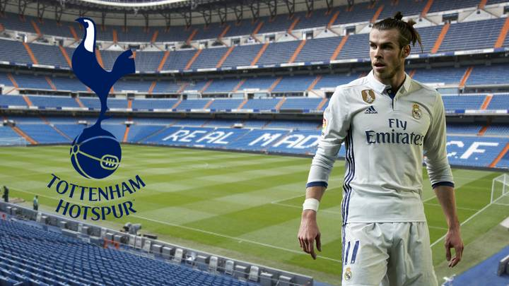 Real Madrid Interested In Swapping Gareth Bale For Tottenham Hotspur Star