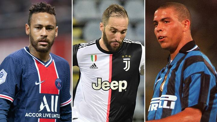Study Reveals The Most Expensive Transfers Of All Time After Inflation