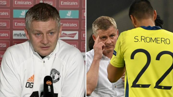 Ole Gunnar Solskjaer Names The Two Players Manchester United Are Looking To Sell
