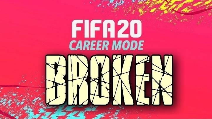 There's A Petition To Save FIFA 20 Career Mode And It Has Almost 5,000 Signatures