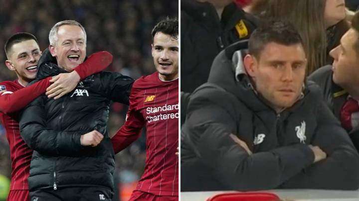 What James Milner Did Before Liverpool's Game With Shrewsbury Shows Why He's The Ultimate Leader