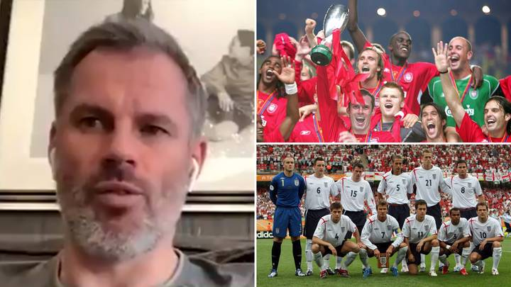 Jamie Carragher's Ex-Teammates XI Has No Space For Rooney, Lampard OR Scholes
