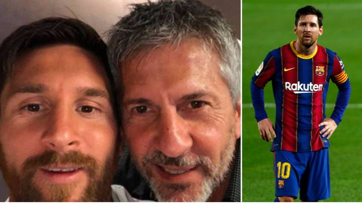 Lionel Messi's Father Responds To Paris Saint-Germain Transfer Claims Amid Barcelona Exit Rumours