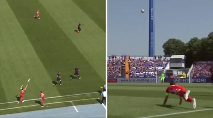 Thread Shows Incredible Gareth Bale Throw-Ins That Nobody Talks About