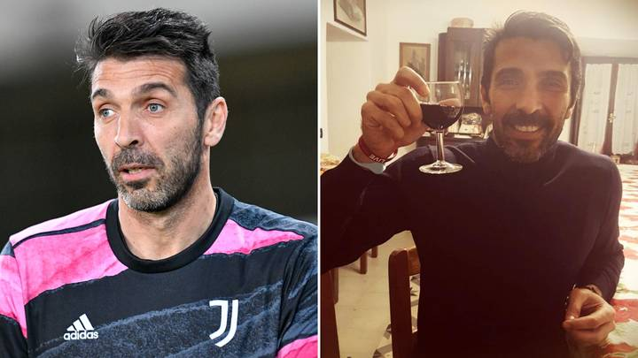 Gianluigi Buffon Could Play For Juventus Until He's 45-Years-Old After New Contract Hint