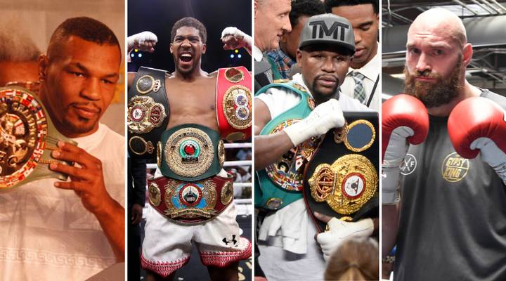 The 50 Greatest Boxers Of The 21st Century Have Been Named