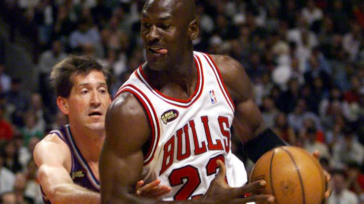 The Reason Why Michael Jordan Wanted Bigger Biceps Proves Just What Kind Of Competitor He Was