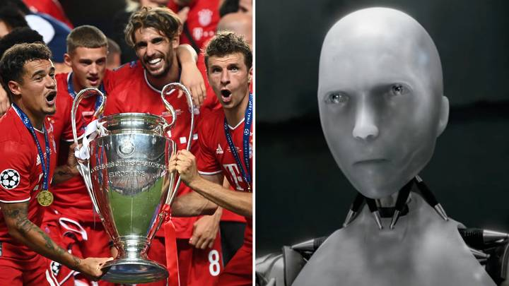 Supercomputer Gives New Predictions For This Season's Champions League Final And Winner