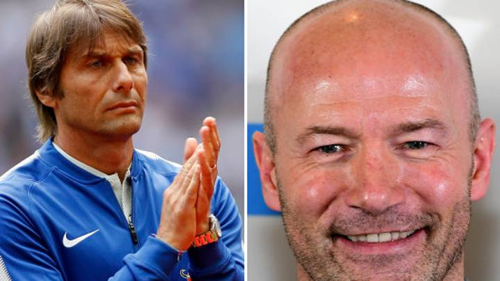 Alan Shearer Hilariously Responds To 'Unfollow' Threat From Chelsea Fan