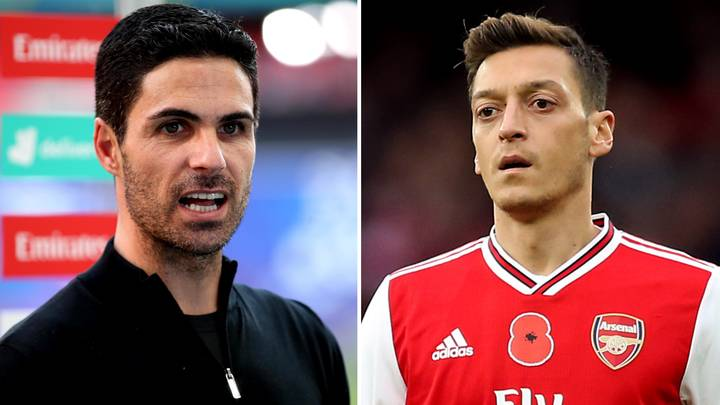 Arsenal Legend Liam Brady Launches Scathing Attack On Gunners Outcast Mesut Ozil