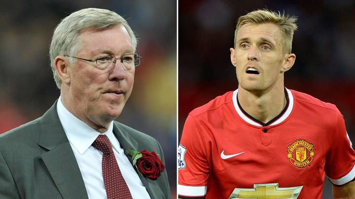 Sir Alex Ferguson Swore At 15-Year-Old Darren Fletcher For Manchester United Decision