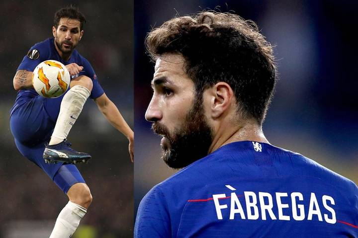 Fabregas Denies AC Milan Talks As Contract Looks Set To Run Out