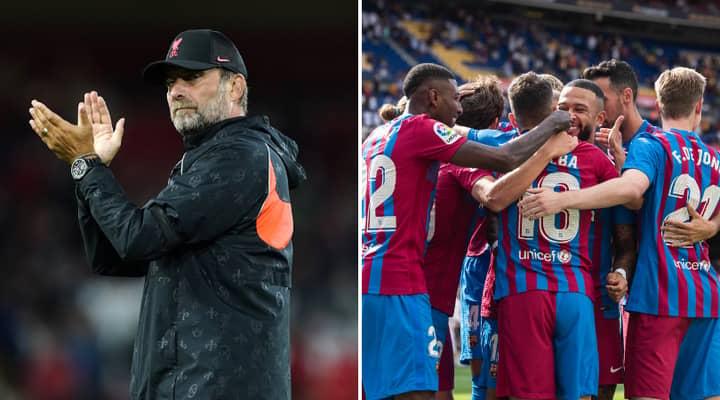 Liverpool To Break The Bank For Midfielder Jurgen Klopp Is 'In Love' With