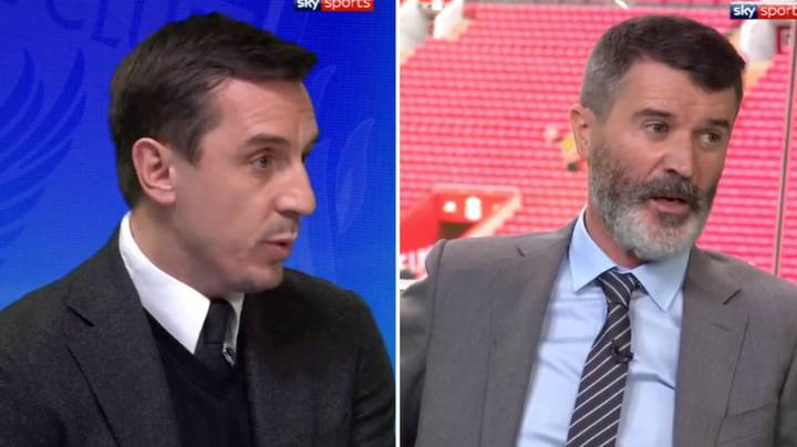 Gary Neville And Roy Keane Criticise Jesse Lingard Ahead of Liverpool Match