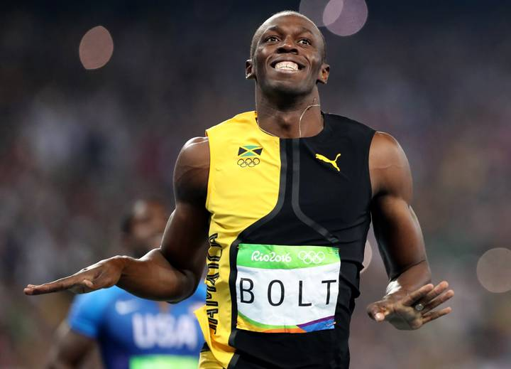 Usain Bolt's 100m Gold Earned Him £5 Million A Second