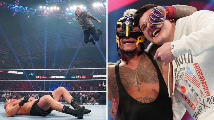 Rey Mysterio Confirms His Son Dominick Will Make His Stunning WWE Debut In 2020