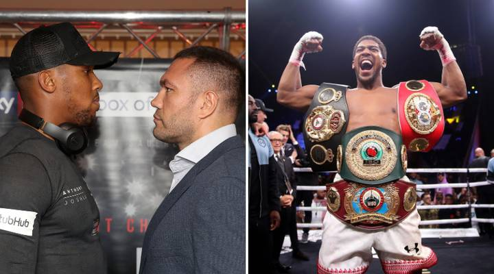 Anthony Joshua Is Taking A Huge Pay Cut To Fight Kubrat Pulev