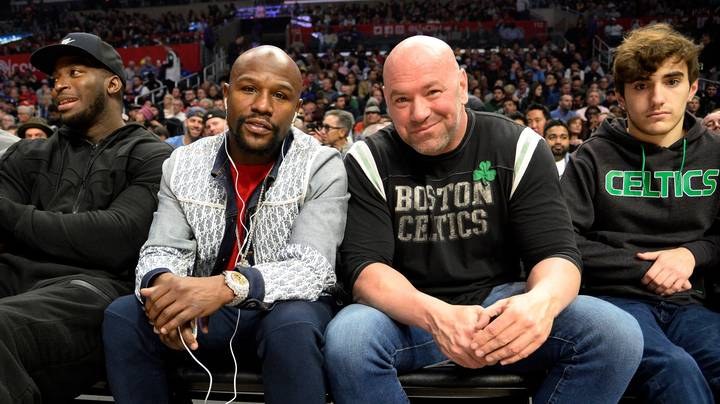 Dana White Gives Update On Floyd Mayweather's 2020 Fight Plans