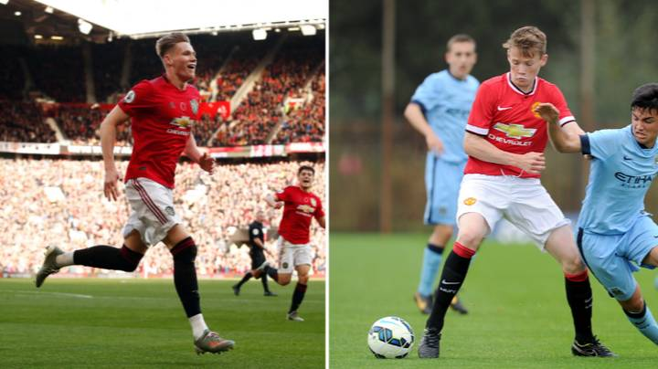 Scott McTominay Doesn't Like Manchester United's Academy Rule