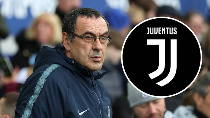 Maurizio Sarri Has Reportedly Agreed To Take Over As Juventus Manager