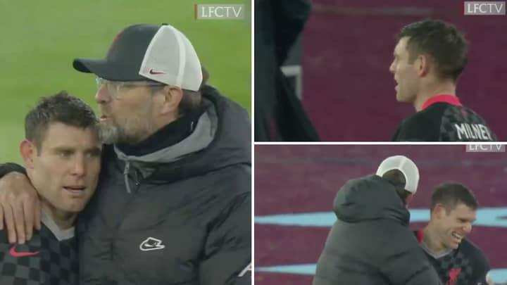 Klopp hails Salah after Liverpool milestone