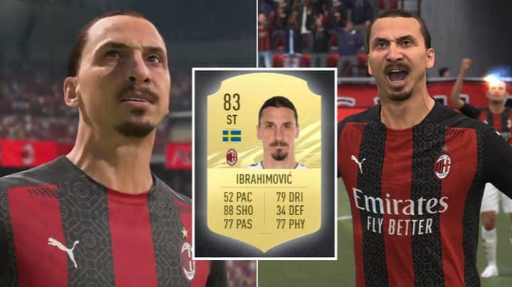 Zlatan Ibrahimovic Isn't Happy With EA Sports Using His Likeness