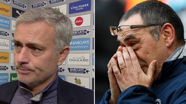 Jose Mourinho 2015 Interview Resurfaces After Chelsea's 6-0 Defeat And It Makes So Much Sense