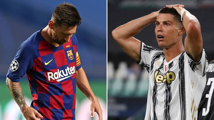 Lionel Messi And Cristiano Ronaldo Miss Out On Champions League Award Nominations