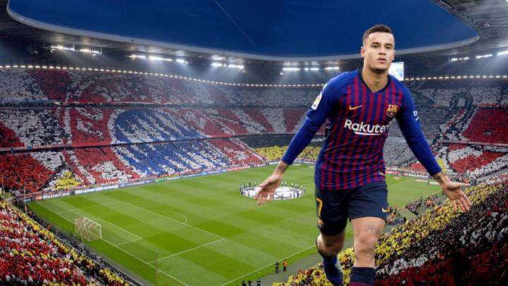Bayern Munich Have The Option To Buy Philippe Coutinho For €120 Million