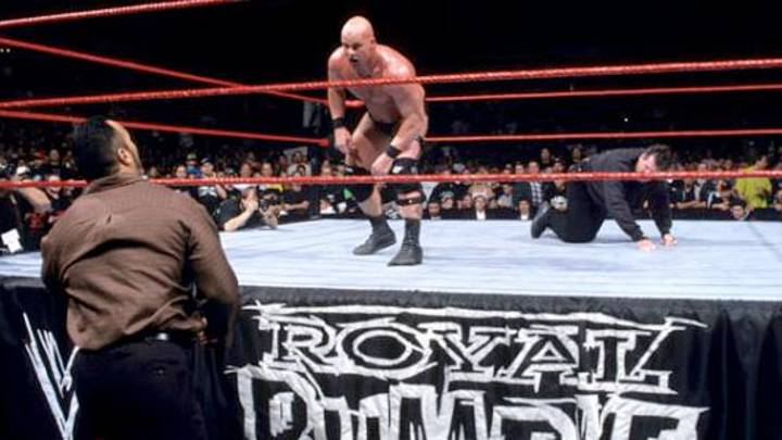 Watch: The WWE's Top 10 Royal Rumble Run-Ins