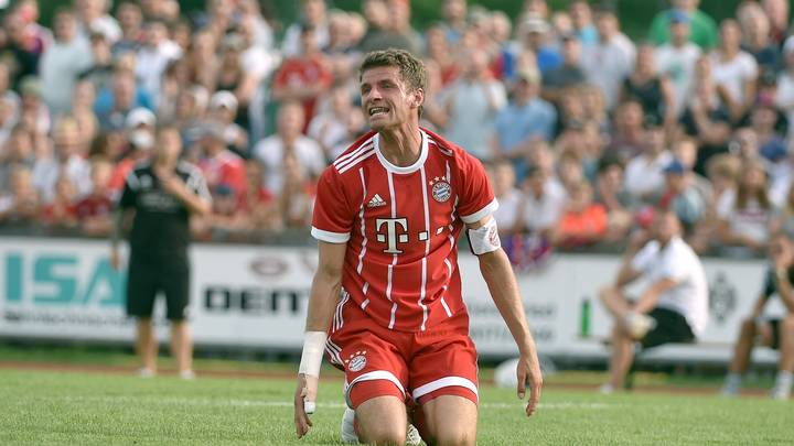 Thomas Muller Wanted By Three Premier League Giants